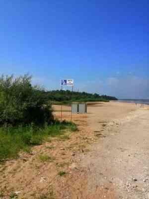 Официальное открытие пляжа!