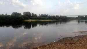 В Устьянском районе во время купания в реке утонул шестилетний мальчик