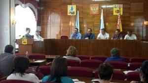 Представители ООО «Экоинтегратор» приняли участи в совете глав муниципалитетов Веского районе