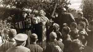 Военные гастроли. Знаменитости – на сценах Архангельска 1941 – 1945 годов