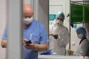За последние сутки у 114 человек выявили COVID-19 в Архангельской области. Данные оперштаба России