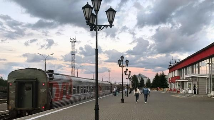 Поезда из Архангельска в Адлер и Новороссийск будут курсировать до начала октября