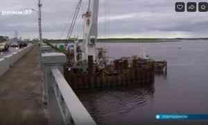 ВСеверодвинске наремонт моста через Никольское устье потратят дополнительно 300 миллионов рублей
