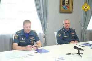 Заместитель Министра МЧС России Николай Гречушкин посетил с визитом Пензенскую область