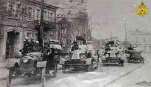 Севастополь отмечает 145-летия пожарной охраны (видео)