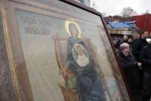 101 год со дня явления Божией Матери в Архангельске исполнится 3 августа