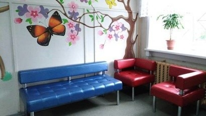В Архангельской больнице №6 – новая мебель и дезинфекционное оборудование