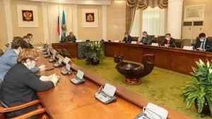 Состоялась рабочая встреча представителей правительства Архангельской области и Роснефти по вопросам развития нефтепродуктообеспечения региона