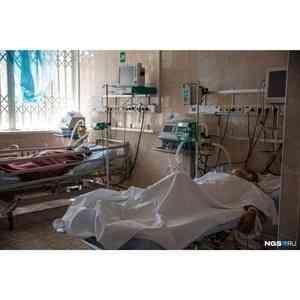 В Росстате рассказали, сколько человек скончались от коронавируса за июнь