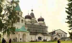 Знаменитому Антониево-Сийскому монастырю— 500 лет