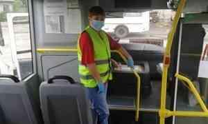 Архангельских водителей и кондукторов проверили на соблюдение масочного режима