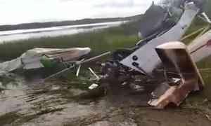 ВПриморском районе выясняют причины авиапроисшествия
