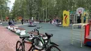 Детский парк в Северном округе Архангельска планируется оснастить видеонаблюдением