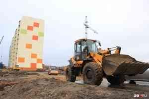 В Архангельске сдали еще один дом для переселения из аварийного жилья