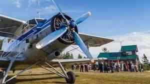 В Лопшеньге открылся первый в стране действующий аэропорт-музей