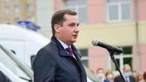 Цыбульский сказал, что намерен прописаться в Архангельске