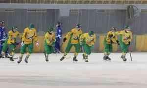 «Водник» одержал третью победу подряд вгрупповом этапе Кубка России похоккею смячом