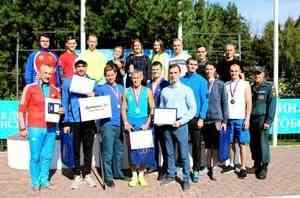 Безоговорочная Победа спортсменов МЧС России