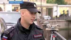 Полицейский из Поморья второй раз за год спасает человека на канале Грибоедова