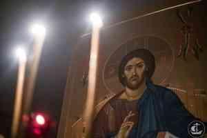 Преображенский собор Архангельска приглашает на Литургию в ночь на 19 сентября