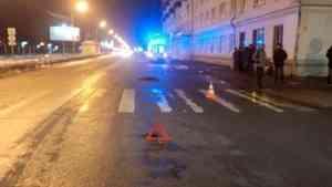 Сбивший женщину в центре Архангельска водитель «Тойоты» получил 5,5 лет колонии