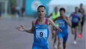 Параспортсмен из Поморья стал победителем Московского марафона