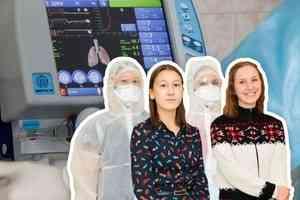 «Так было — ты одна на два корпуса»: как молодые врачи начали работу в Архангельске с «красной» зоны