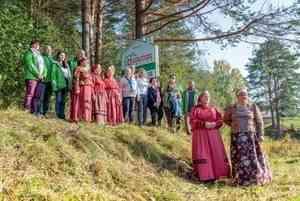 Архангельская деревня стала самой маленькой красавицей России
