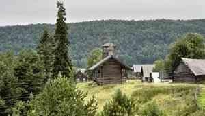 Поморская деревня Зехнова официально признана одной из самых красивых в России