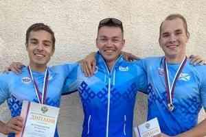 Байдарочники из Архангельской области завоевали золото на первенстве России по гребле