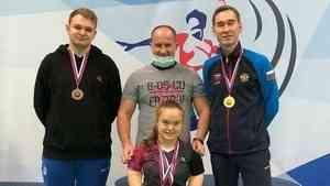 Архангельские спортсмены завоевали медали на этапе Кубка России по парабадминтону