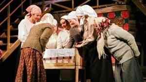 Абрамовские премьеры открыли сезон у северодвинского и архангельского драмтеатров