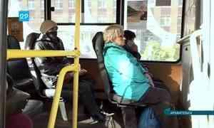 В архангельских автобусах можно ездить по безналу