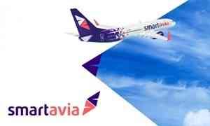 Smartavia запускает распродажу билетов