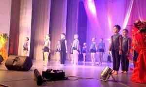 ВКотласском дворце культуры состоялось открытие нового творческого сезона