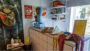 В Кенозерском парке открыли музей, посвященный упаковке
