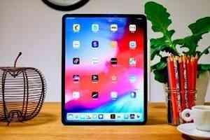 Особенности новой модели планшета iPad Pro 12.9, выпущенной в 2020 году