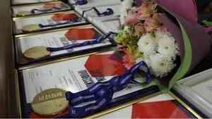 В Архангельске наградили победителей «Молодых профессионалов» и «Навыков мудрых»