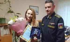 Северодвинская журналистка стала победителем конкурса министерства обороны России