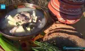 Поморская уха войдёт во всероссийскую кулинарную книгу