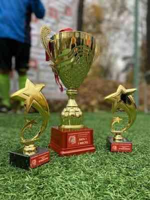 Команда ФКУ «ФРЦ МЧС России» стала победителем Чемпионата Москвы по мини-футболу на открытых площадках