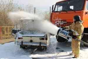 В Хабаровске прошло межведомственное учение по ликвидации ДТП и его последствий