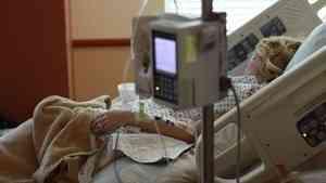 В Поморье 55 человек находятся в тяжелом состоянии из-за коронавируса