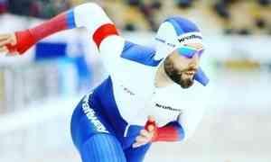 Конькобежец Александр Румянцев выиграл «бронзу» навсероссийских соревнованиях