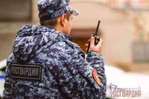 В Архангельске наряд Росгвардии помог предотвратить пожар на охраняемом объекте