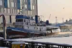 В Архангельске утвердили расписание движения буксиров