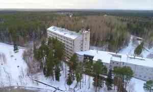 Санаторий «Беломорье» готовится коткрытию. Представители Торгово-промышленной палаты региона оценили масштаб ремонта