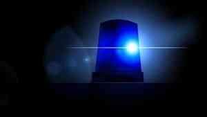 Брошенный в придорожной канаве «Lexus» обнаружен полицией при въезде в Архангельск