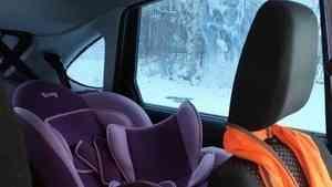 В Новодвинске трёхлетняя девочка пострадала в аварии
