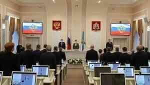 Областное Собрание депутатов утвердило кандидатуры первых заместителей губернатора Поморья